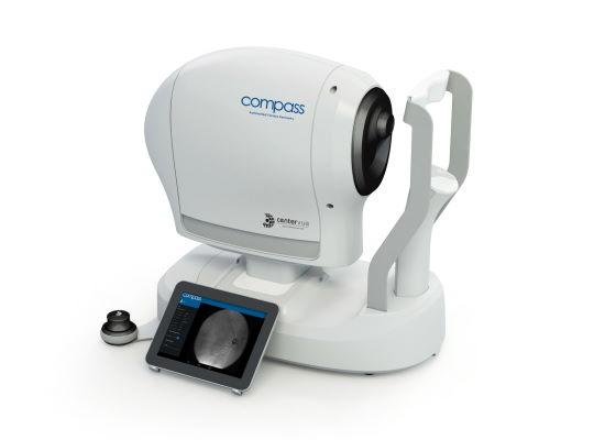 CenterVue Compass silmänpohjakamera