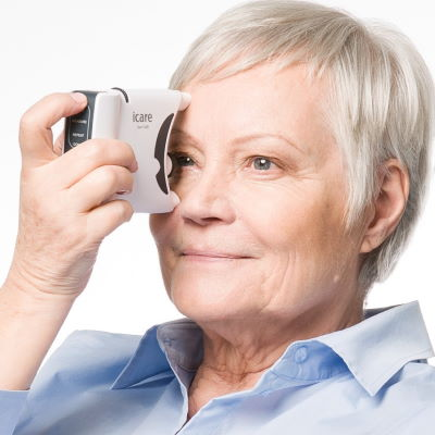 iCare HOME silmänpainemittari