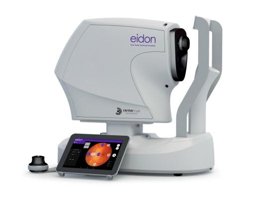 iCare Eidon silmänpohjakamera